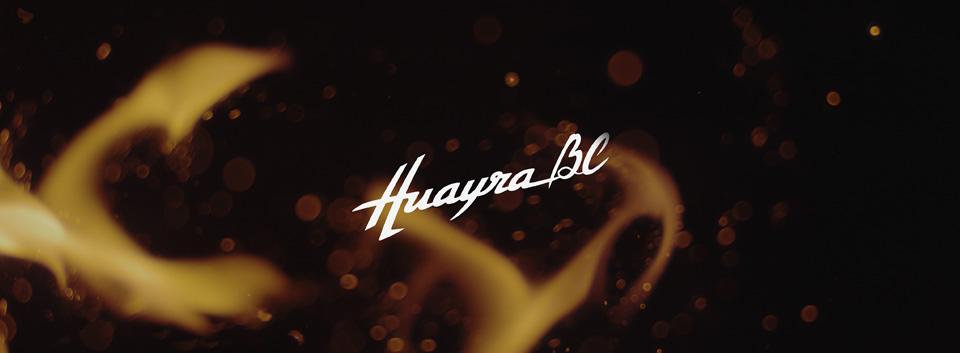 Pagani Huayra BC – commercial